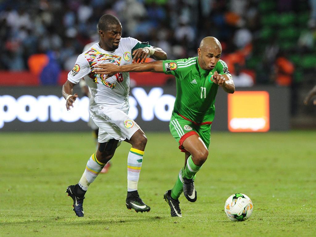 Senegal-Argélia (Lusa)