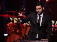 Paulo Fonseca recebe prémio de treinador do ano na gala do Sp. Braga