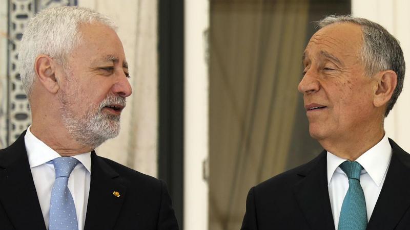 Marcelo celebra primeiro ano de presidência com ex-candidatos a Belém