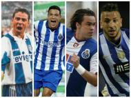 Avançados do FC Porto