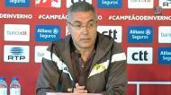 Augusto Inácio e o Benfica: «Vamos fazer tudo para ganhar»