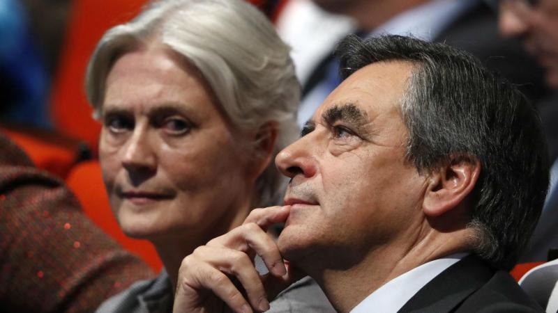 Penelope e François Fillon