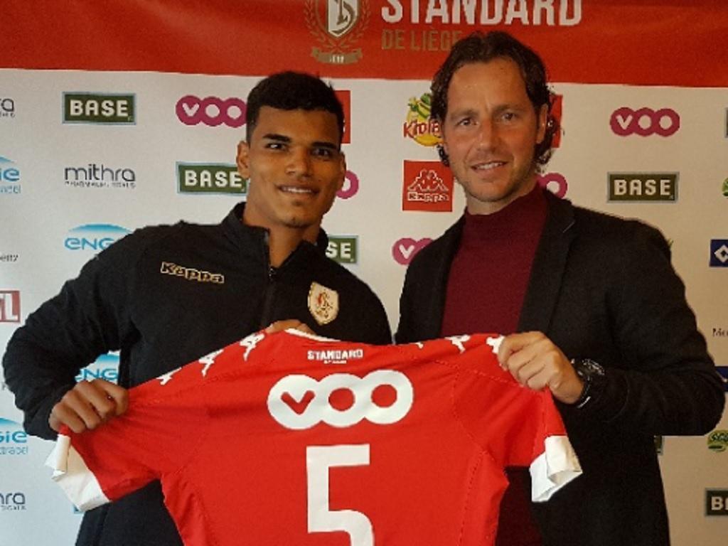 Danilo Barbosa (Standard Liege)