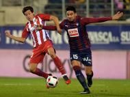 Eibar-Atlético Madrid (Reuters)