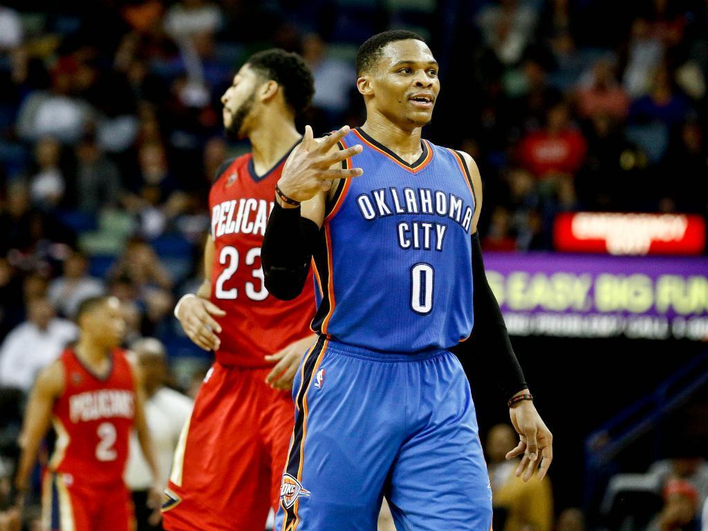 Westbrook (Reuters)