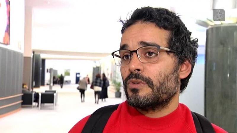 Luaty Beirão denuncia