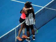 Serena Williams e Lucic-Baroni (Reuters)
