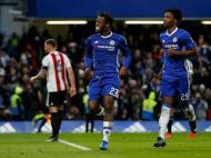 Chelsea-Brentford (Reuters)