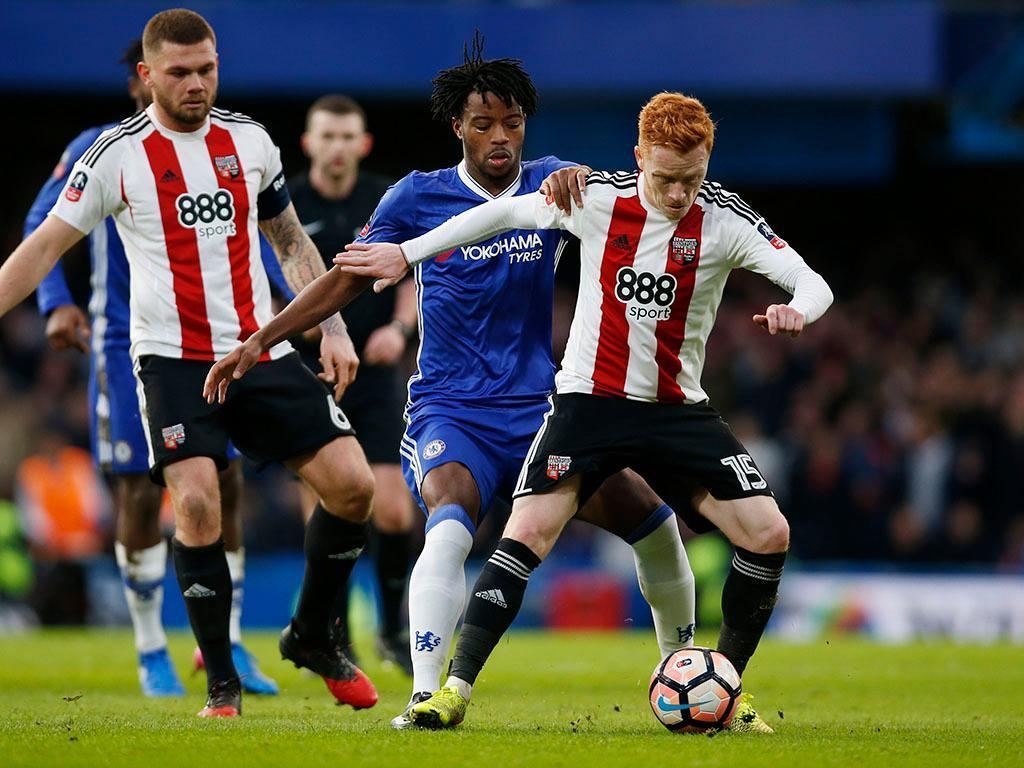Chelsea-Brentford (Reuters)