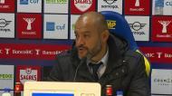 Nuno elogia a arbitragem e fala da pressão do Benfica