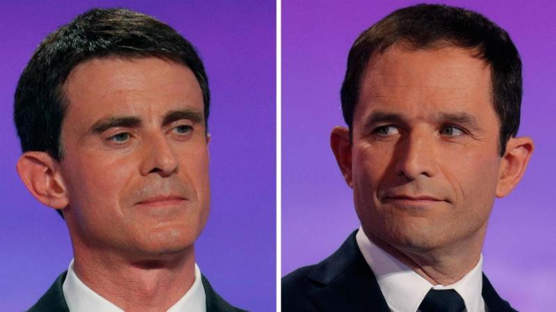 Fragilizados, socialistas elegem Benoît Hamon para disputar Eliseu