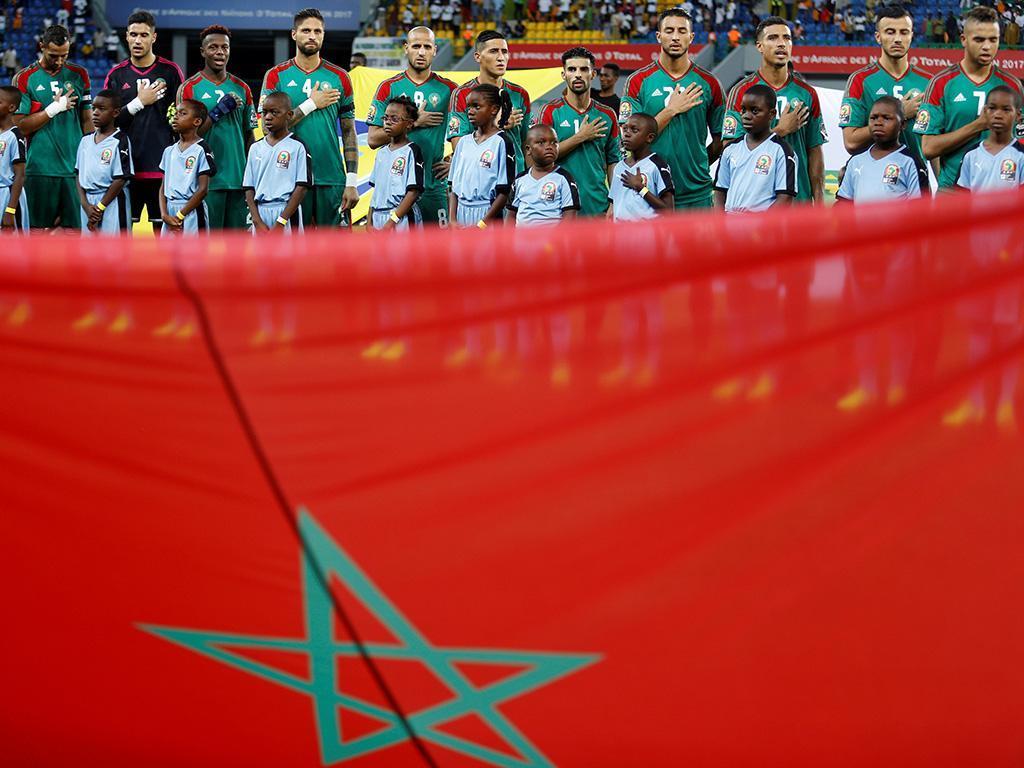 Egipto-Marrocos (Reuters)