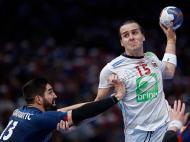 Andebol: França-Noruega (Reuters)