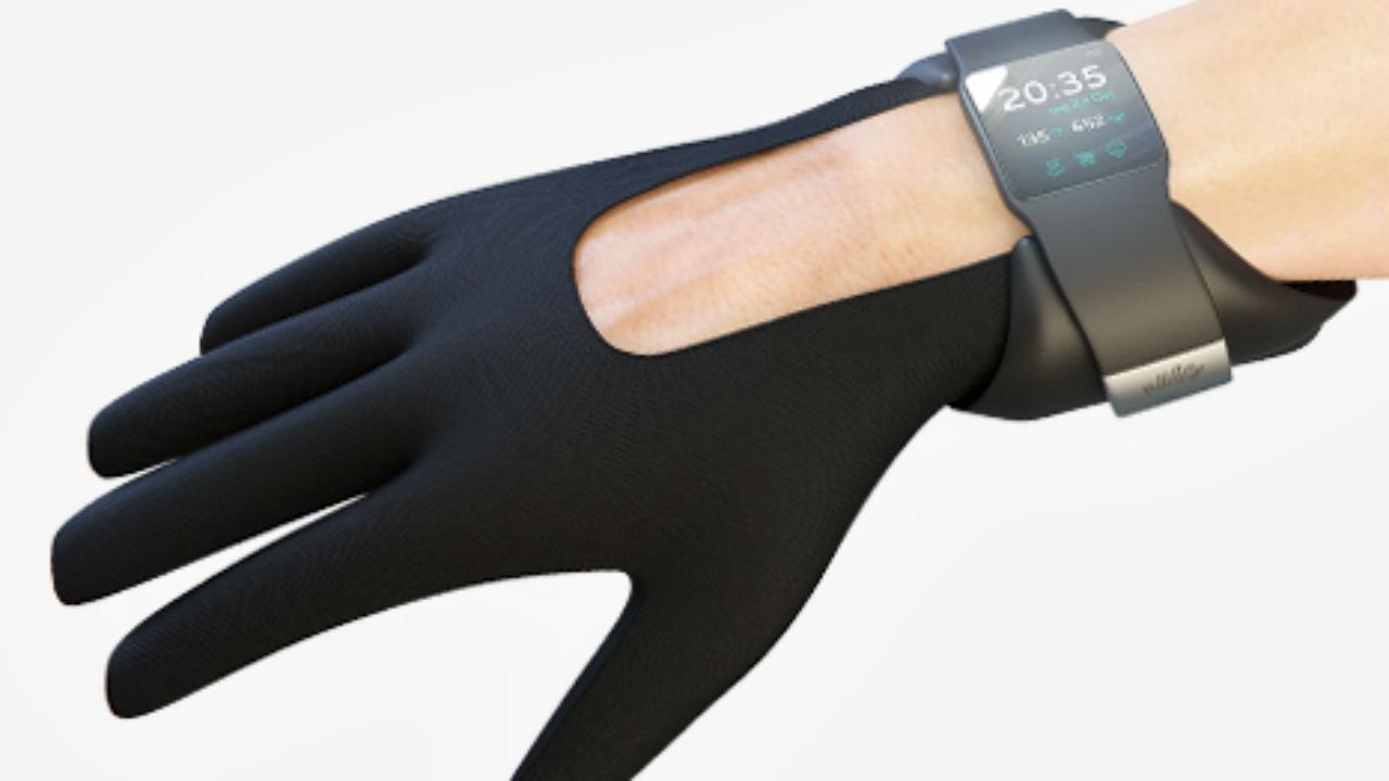 Luva permite pegar em objetos pesados sem fazer força