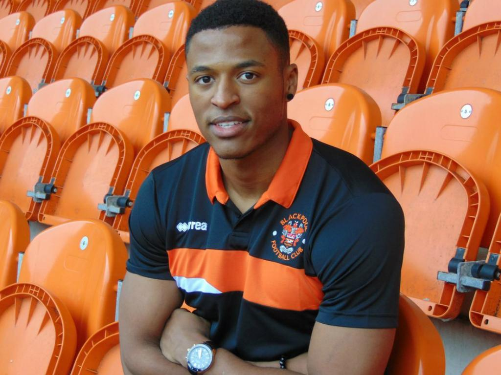 Raul Correia (Blackpool)