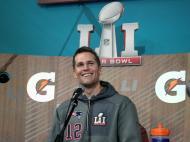 NFL: preparativos para o Super Bowl