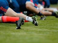 Rugby: Seis Nações em preparação
