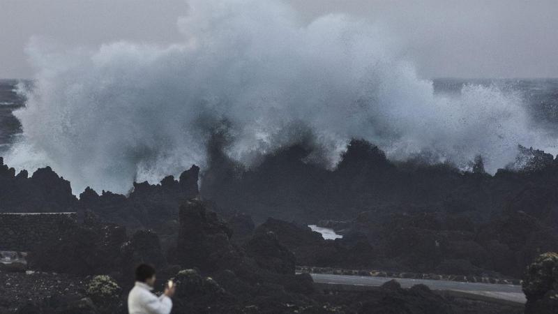 A força do mar