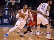 Oklahoma City Thunder-Chicago Bulls (Reuters)