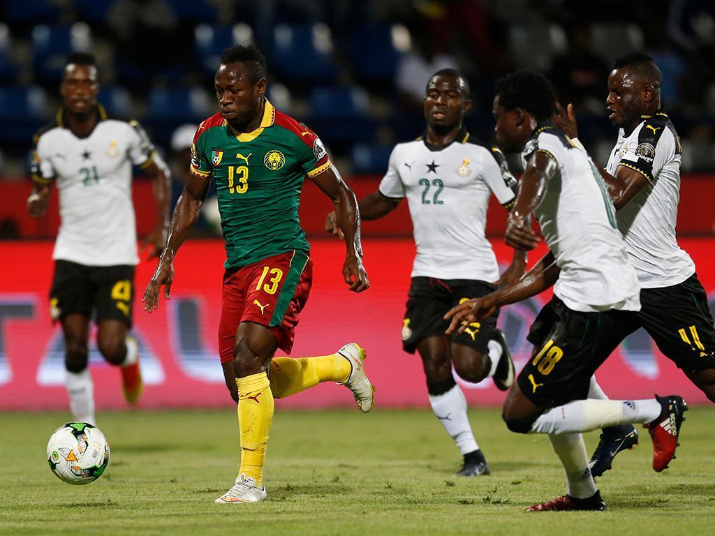 Camarões-Gana (Reuters)