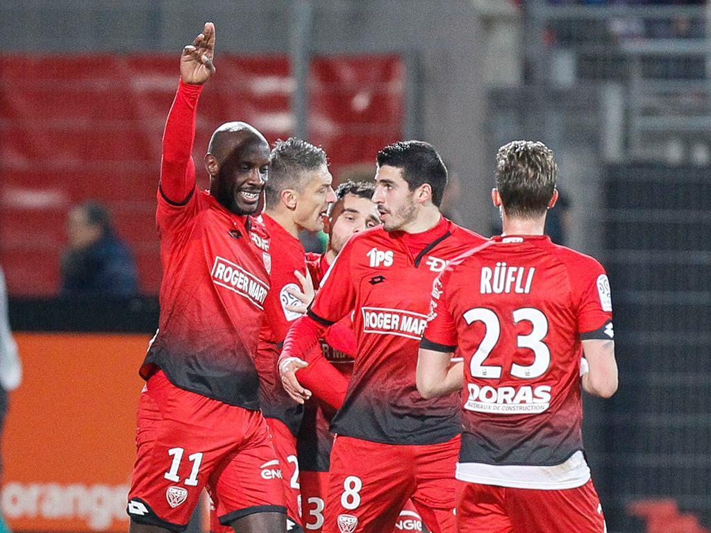 Dijon-PSG (Reuters)