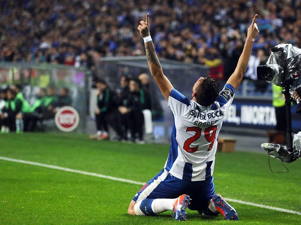 Tiquinho Soares (FC Porto) - 18 golos, 36 pontos