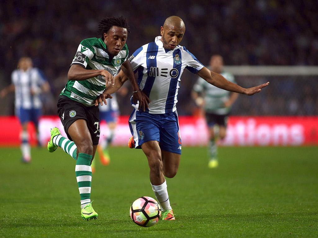 FC Porto-Sporting (Lusa)
