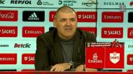 «Se marcássemos primeiro íamos enervar o Benfica»