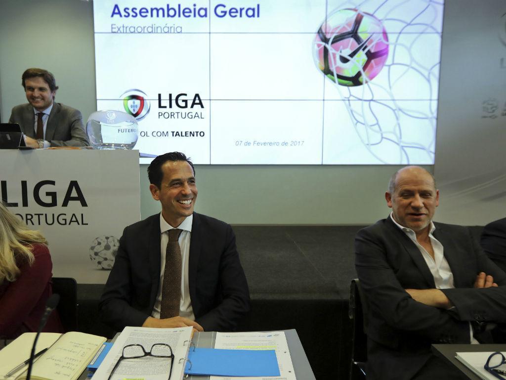 AG da Liga (Estela Silva/Lusa)