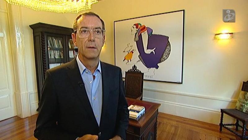 Miguel Guimarães, novo bastonário da Ordem dos Médicos