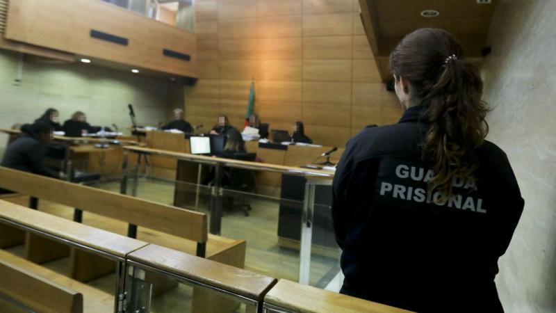 Guarda prisional
