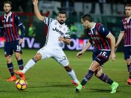 Crotone-Juventus (Reuters)