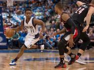 Dallas Mavericks-Portland Trail Blazers (Reuters)
