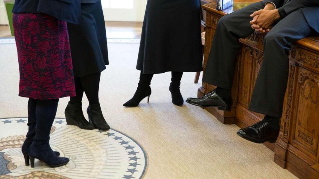 Ex-fotógrafo da Casa Branca critica Trump
