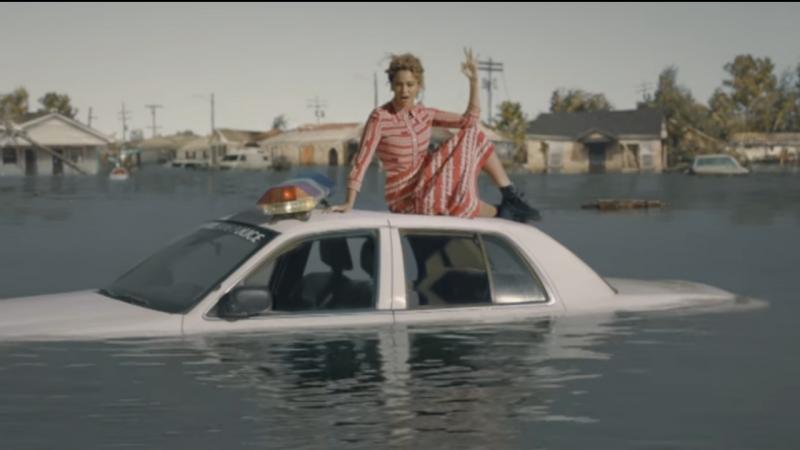Beyoncé no seu novo single