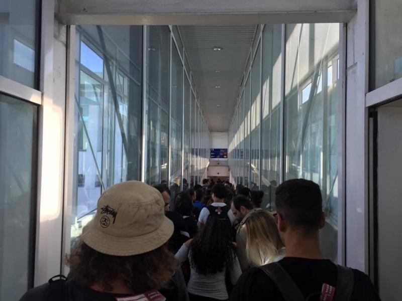 De Casablanca a Lisboa, o mesmo filme policial nos aeroportos