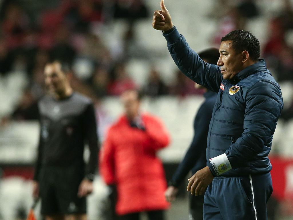 Benfica-Arouca (fotos ANTONIO COTRIM/LUSA)