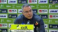 «Se depender de mim já ganhámos ao Sporting»