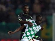 Moreirense-Sporting (Lusa)