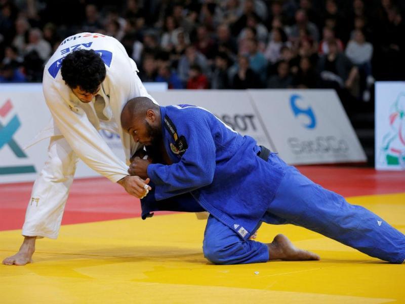 Resultado de imagem para Judoca Jorge Fonseca é campeão do mundo em -100 kg
