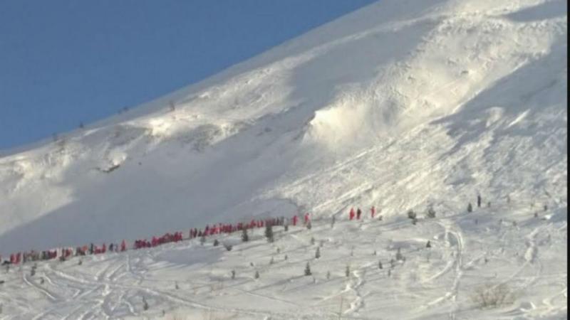 Avalanche nos Alpes franceses faz quatro mortos