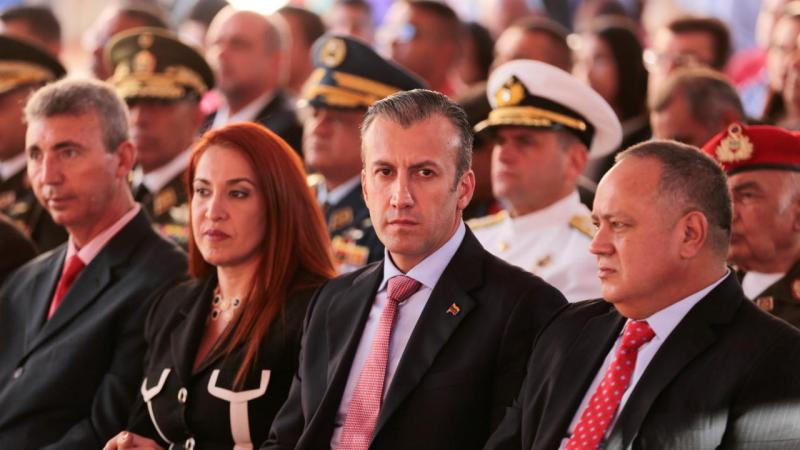 Vice-presidente venezuelano classifica sanção dos EUA de agressão infame