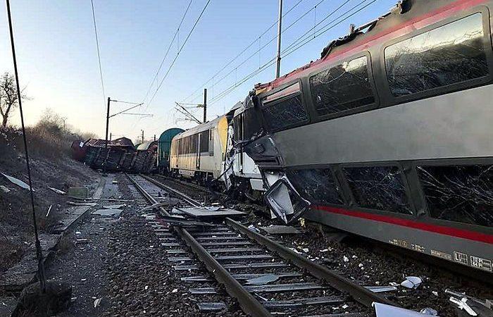Luxemburgo: desastre ferroviário provoca um morto