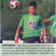 Tiago Jorge - Barreirense