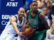 Dallas Mavericks-Boston Celtics (Reuters)
