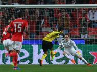 Benfica-Dortmund (Reuters)