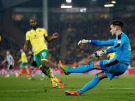 Norwich-Newcastle (Reuters)