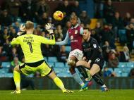 Aston Villa-Barnsley (Reuters)