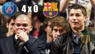 Internet goza com Messi, André Gomes e o Barça