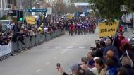 Volta Algarve: os metros finais da etapa que coroou Fernando Gaviria